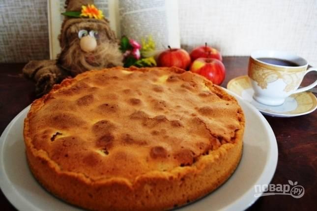 Подавать цветаевский пирог можно и в горячем виде, но намного вкуснее он холодный. Приятного чаепития!