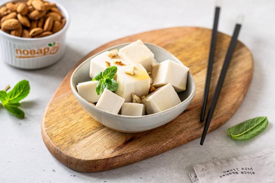 Миндальный тофу