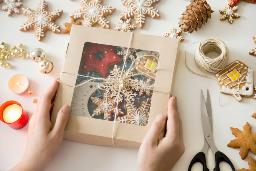 Как приготовить сладкие подарочки для новогодних гостей?