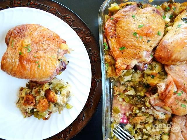 13.Подавайте блюдо к столу сразу после приготовления.