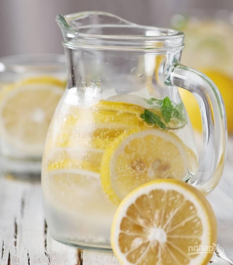 Лимонад своими руками