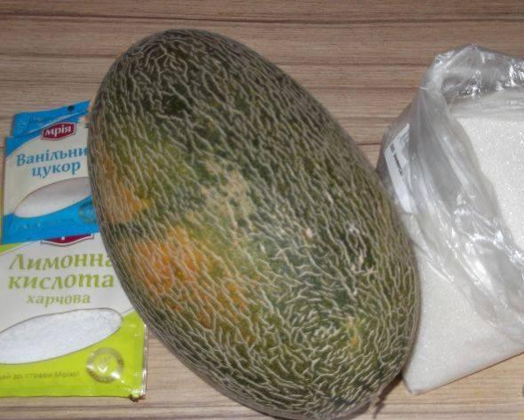 1. В сезон дынь можно попробовать сделать домашние заготовки из этого овоща. Дыня отлично сочетается с ванильным сахаром, поэтому его можно добавить в конце варки (по вкусу и по желанию).