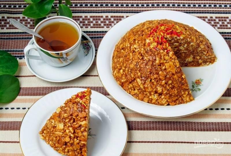 """Торт """"Муравейник"""" классический"""