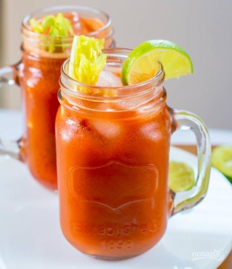 Сок мексиканский (микс)