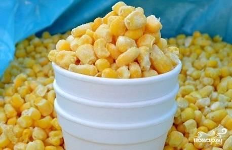 Сахарная кукуруза на зиму