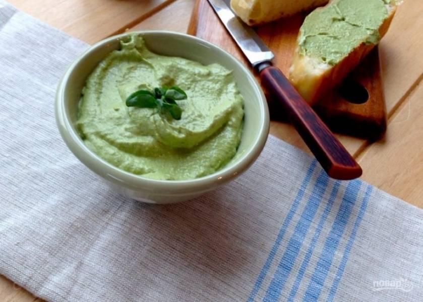 3.Переложите соус в миску и наслаждайтесь его вкусом.