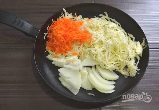 5. Тертую морковь.