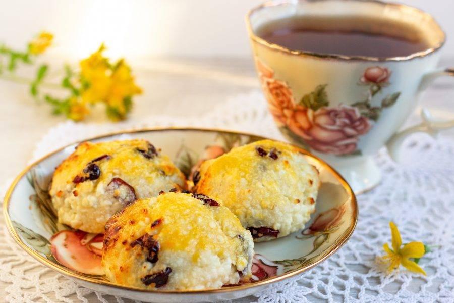 Старорусские творожные колобки готовы! Приятного аппетита!