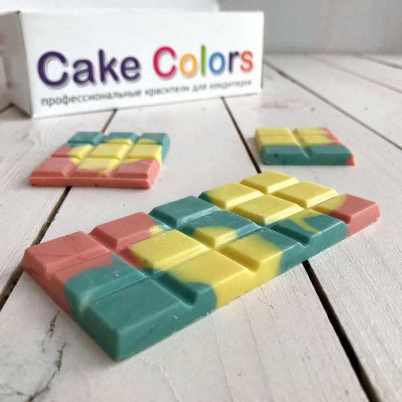 От любителя до кондитера: готовьте десерты с Cake Colors!
