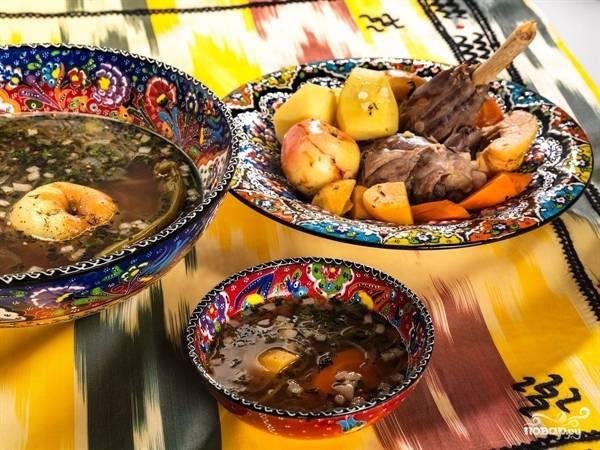 Подать мясо и овощи в отдельной посуде. Приятного аппетита!