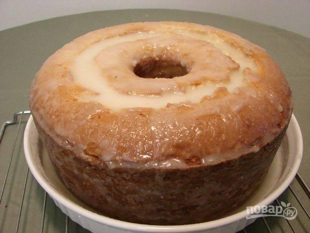 Легкий рецепт кекса