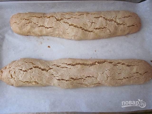5.Запекайте в разогретой до 170 градусов духовке в течение 35 минут.