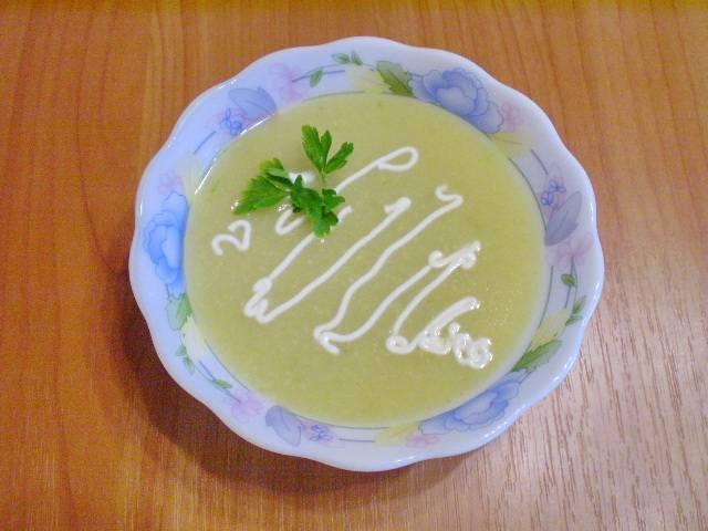 9. Рыбный суп для детей готов! Приятного!