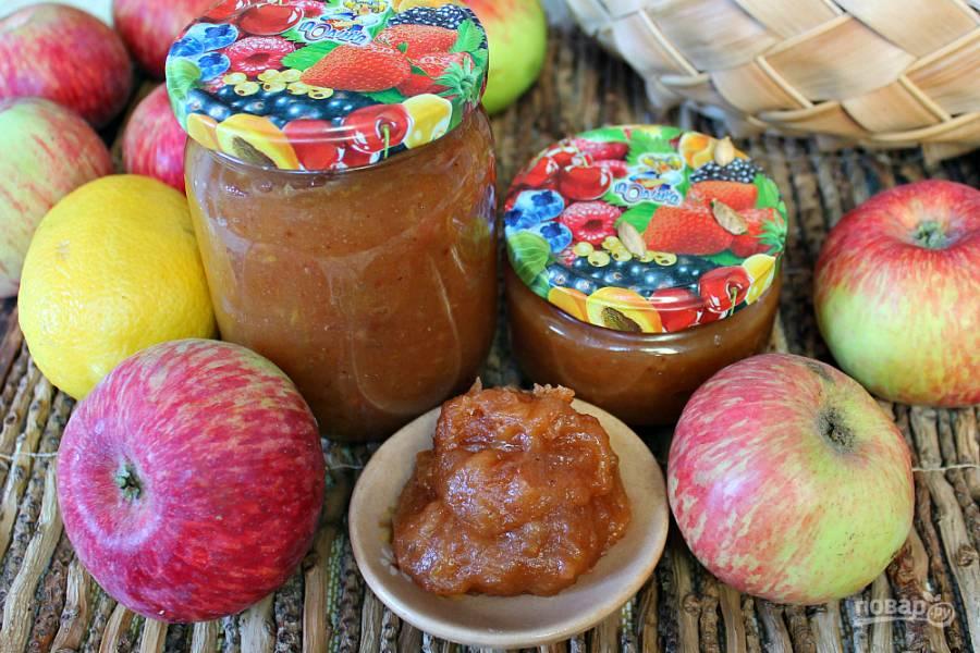 Заготовка яблок для пирогов