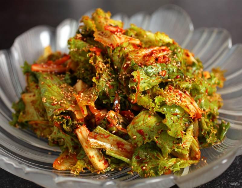 Салат корейский
