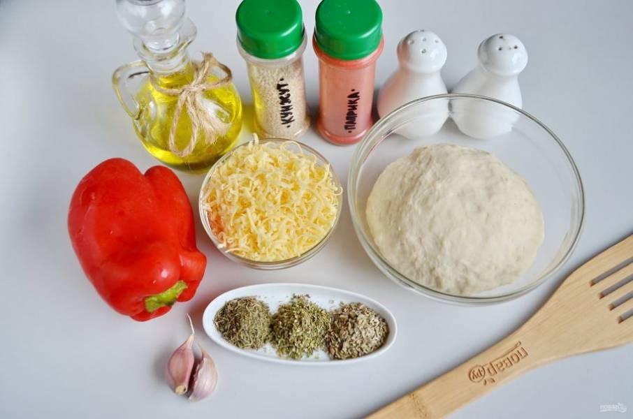 Подготовьте необходимые продукты, и приступим!