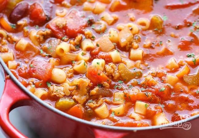 Суп обычный