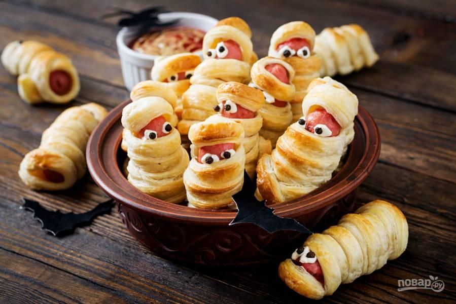 Страшно-вкусно: 13 рецептов простых и вкусных блюд на Хэллоуин