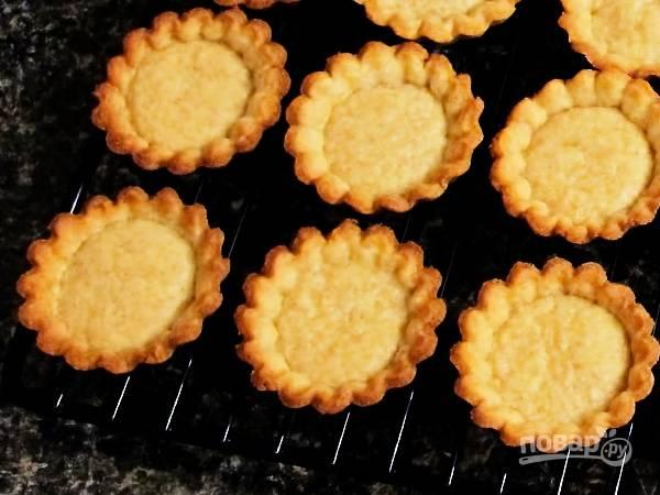 Тарталетки (рецепт теста)