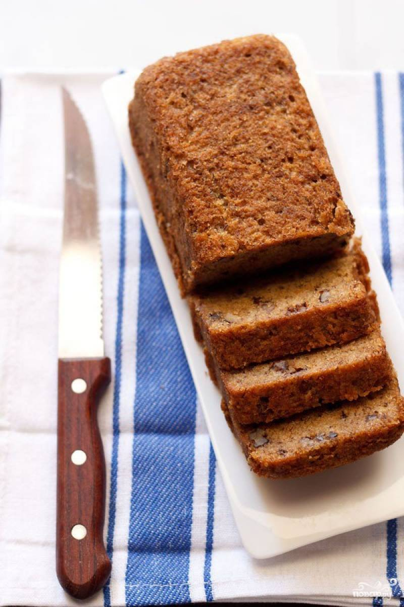 Шаг 9. Дайте кексу немножко остыть. Приятного аппетита!