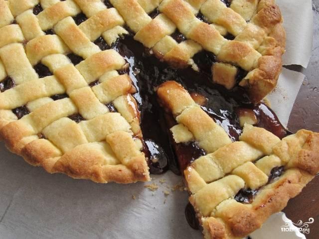 Пироги с вареньем в духовке