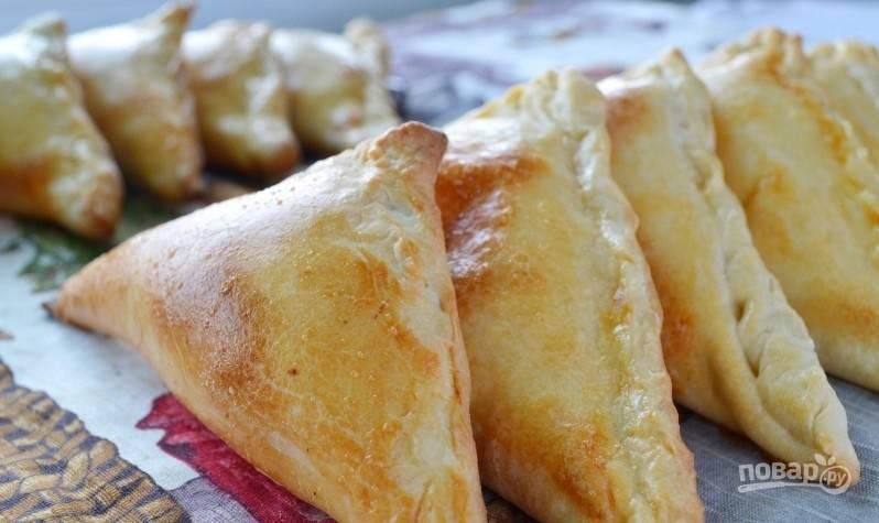 Слоеное тесто для хачапури