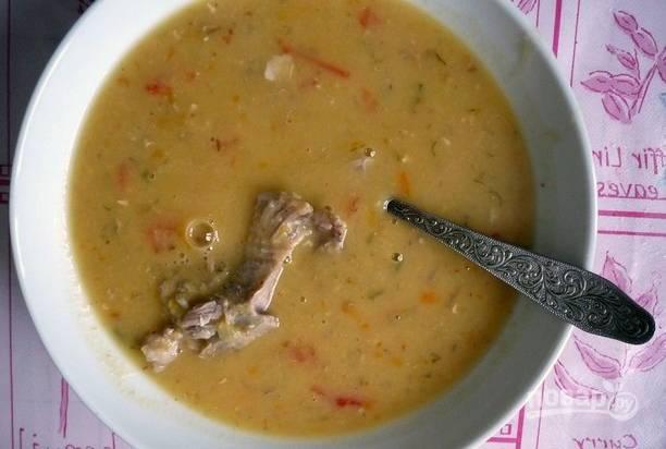 Суп в скoроваpке