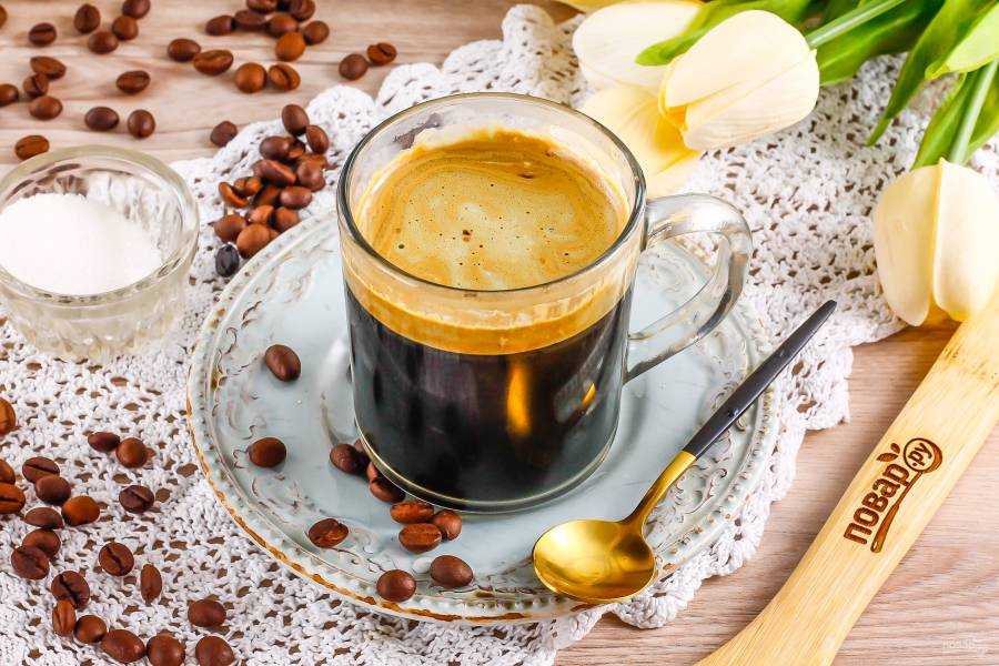 Кофе по-голландски