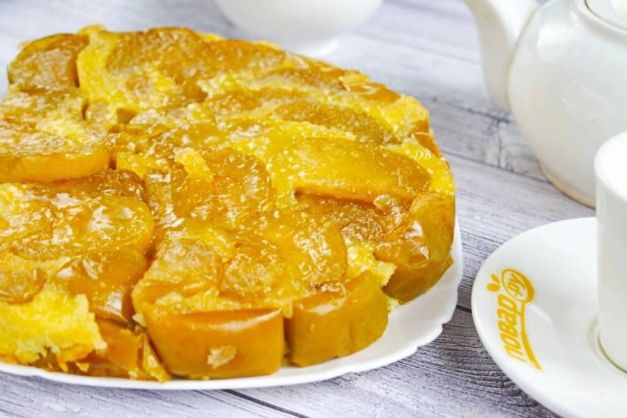 """Яблочный пирог """"Янтарный"""""""