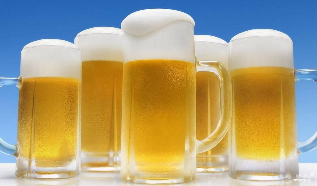 Домашнее пиво летнее