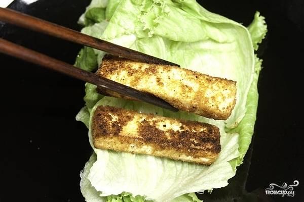 Тофу в кляре