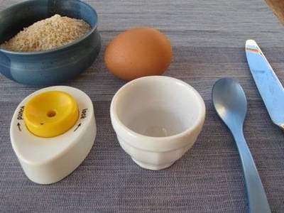 Вареные яйца