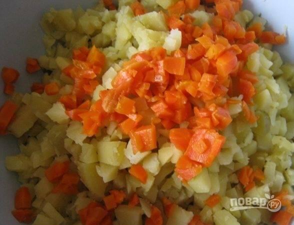 7. Следом — морковь.