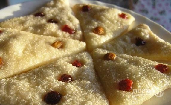 Печенье постное