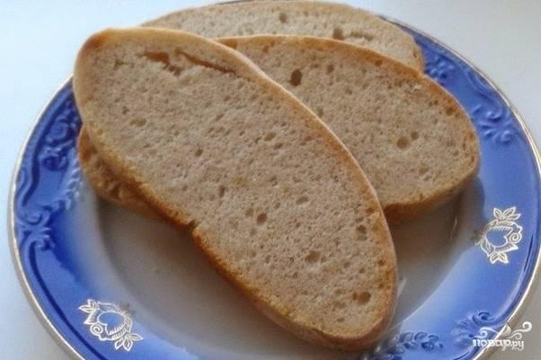 Постный бездрожжевой хлеб