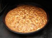 Пирог выпекать 40-45 минут при 180 градусах.
