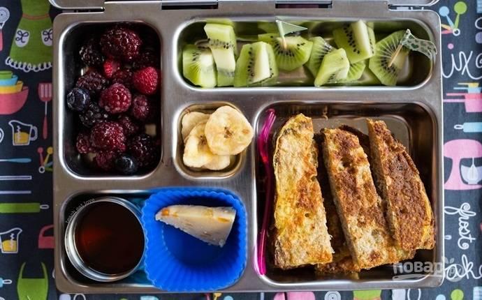Бэнто завтрак