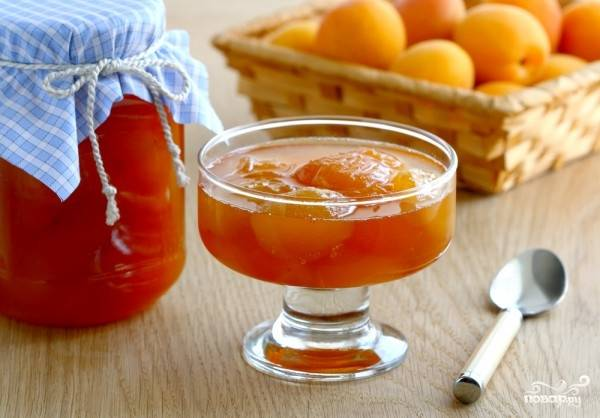 Варенье из абрикосов в мультиварке