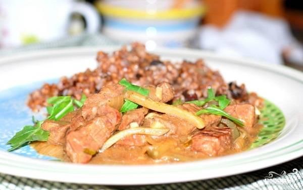 Солянка по-грузински классический рецепт