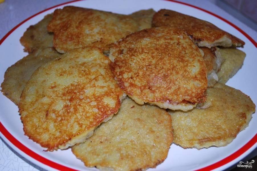 Картофельные колдуны