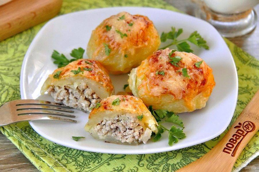 Подавайте в горячем виде со свежими овощами, соусами или салатом. Приятного аппетита!