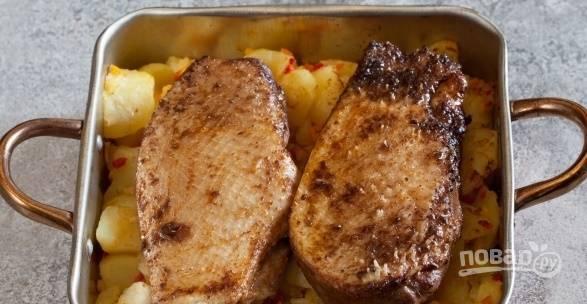 Блюдо готово, приятного аппетита!