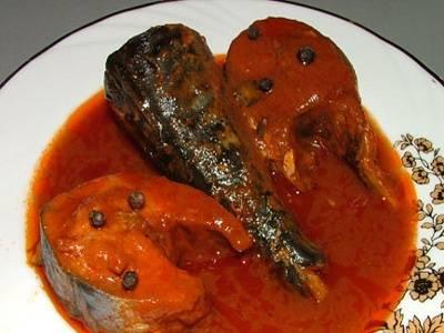 Блюдо готово - наслаждайтесь как в холодном, так и в горячем виде.