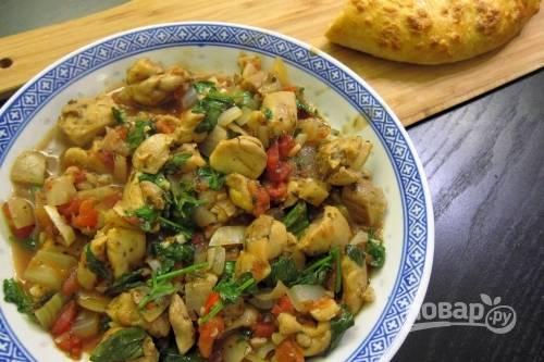 7.Подавайте блюдо сразу после приготовления.
