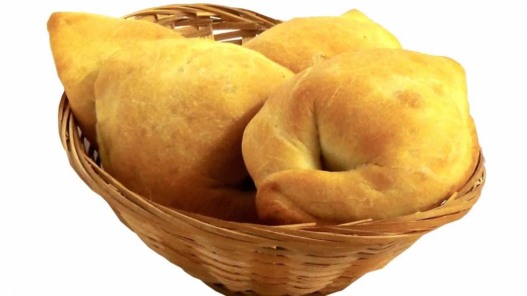 Хлеб-пельмени