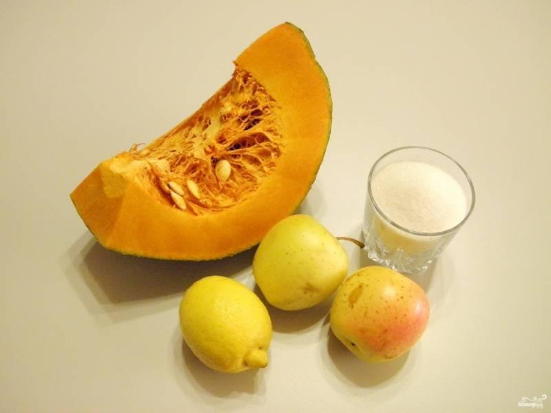 Подготовьте продукты для варенья. Если лимончик небольшой, можно порезать целый, если крупный, то половинки будет достаточно.