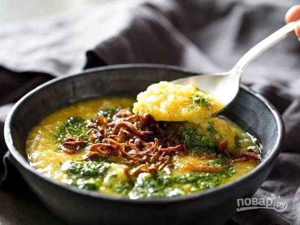 Рис с чечевицей (рецепт бенгальской кухни)