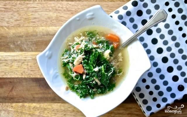 7. Вот и весь секрет, как сделать куриный суп с имбирем. Ароматный и аппетитный, он обязательно придется вам по вкусу.