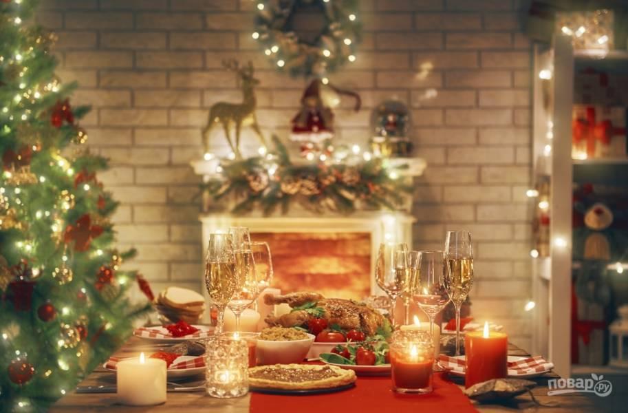 3 варианта горячего на Новый год: жаркое из свиной шейки, запеченная рыба и цыплята по-купечески