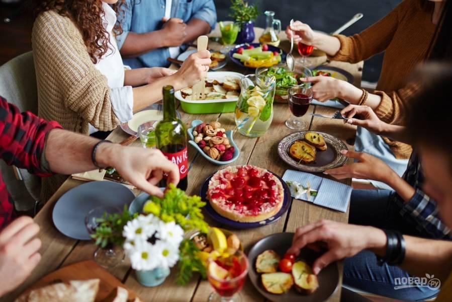 Как устроить праздник дома (советы, лайфхаки, быстрые рецепты)